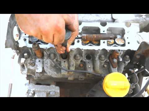 Diesel Einspritzdüsen Kupferdichtung Entferner, Länge 230mm MG50629