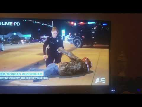 LivePD Motorcycle Chase 3-16-18