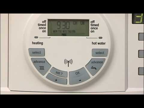 DT20 RF Digital RF Thermostat with Twin Channel Programmer