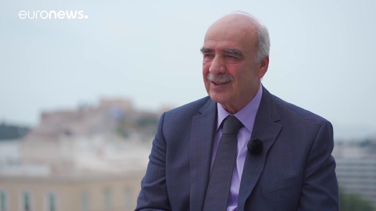 Ευάγγελος Μεϊμαράκης: «Όταν μιλάω για Ευρώπη πάνε για τσιγάρο»…