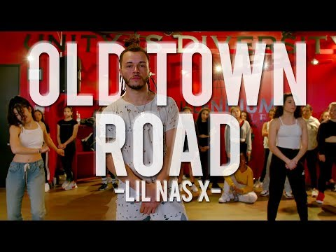 Lil Nas X - Old Town Road (feat. Billy Ray Cyrus) [Remix] | Hamilton Evans Choreography