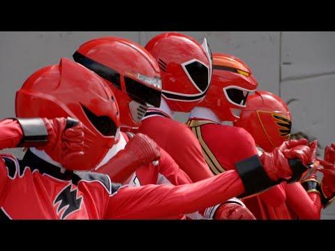 "Power Rangers Official | Super Megaforce - Power Rangers vs Tentacus | Episode 1 ""Super Megaforce"""