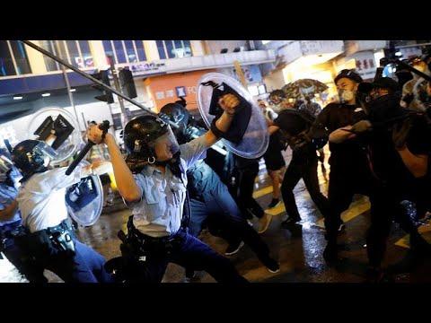 Βαθαίνει η κρίση στο Χονγκ Κονγκ
