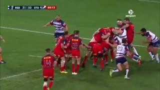 Melbourne Rebels v Stormers Rd.15 2016 | Super Rugby Video Highlights