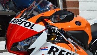 8. Honda CBR 1000RR Fireblade SP 2016