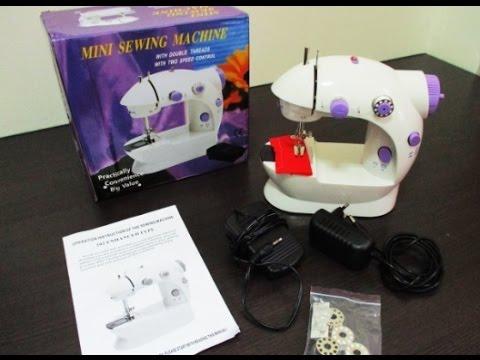Portable Handheld Mini Sewing Machine 202