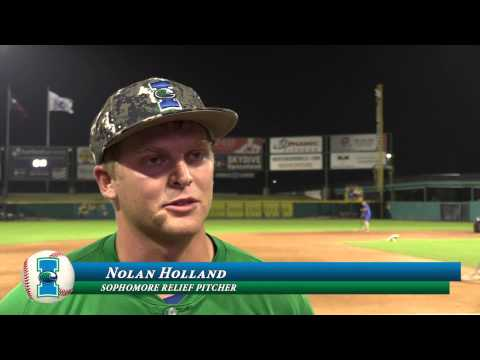 Islanders Baseball vs  Sam Houston State Postgame
