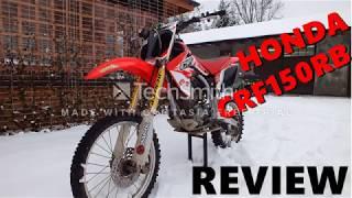 10. Honda CRF150RB 2009 Review