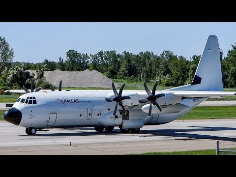 The LM-100J Super Hercules is a...