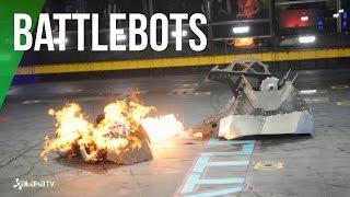 BattleBots, la lucha libre robótica