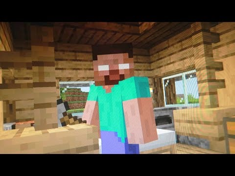 i joined a cursed minecraft server..