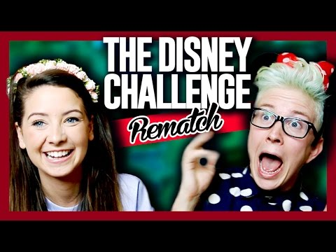 tyler - Last year's Disney Challenge: http://youtu.be/BM9ZplZQaPI Watch Zoe's video: http://youtu.be/YneRY5PRolU New #TeamInternet T-shirts: http://districtlines.com...
