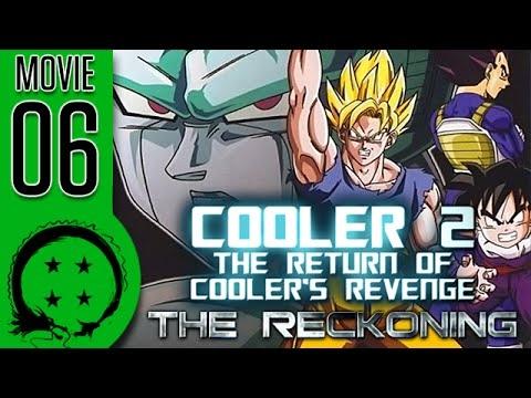 DragonBall Z Abridged MOVIE: The Return of Cooler - TeamFourStar (TFS) (видео)