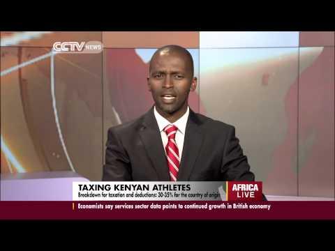 Martin Keino Talks on Taxing Kenya's Athletes