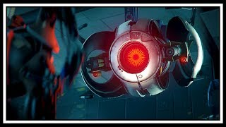 Portal - Turret Core   Meet The Cores 3 Teaser