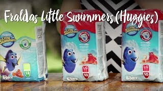 Fraldas Little Swimmers (Huggies)