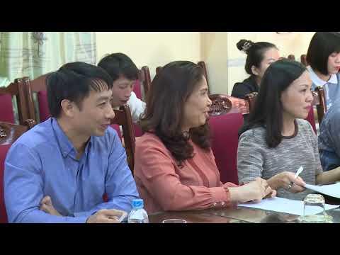 Kiểm tra bếp ăn học đường tại thị xã Sơn Tây