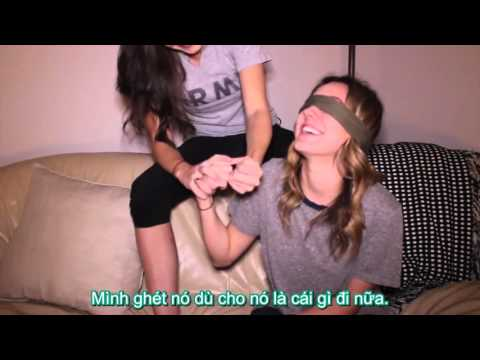[Vietsub] GUESS THE BODY PART (Shannon And Cammie)