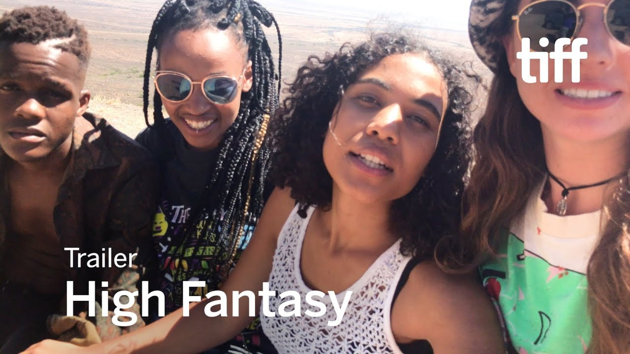 A Really Strange Thing Happened to a Group of People in Dramedy 'High Fantasy' (Trailer) from South African Director Jenna Bass