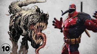 Video Top 10 Alternate Versions of Venom MP3, 3GP, MP4, WEBM, AVI, FLV Juli 2018