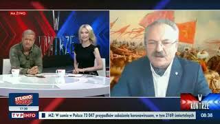 Szokująca wypowiedź Jakimowicza w TVP!