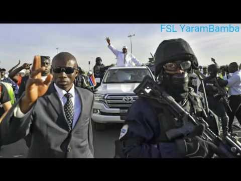 Gambia News With Sarjo Barrow 22/5/2017