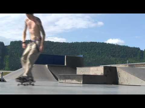 Na doske žilinský skejťák Michal Horečný: VIDEO