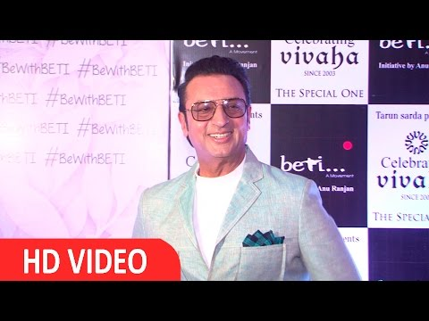 Gulshan Grover At BETI Foundation's Fashion Show