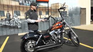 2. Pre-Owned 2010 Harley-Davidson Dyna Wide Glide