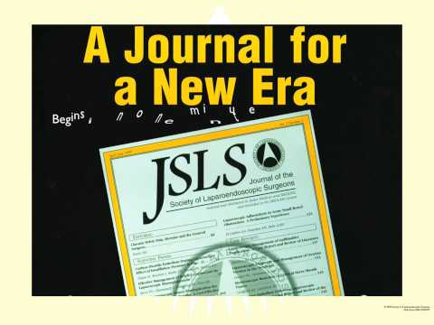 Information About Journal Of The Society Of Laparoendoscopic Surgeons JSLS