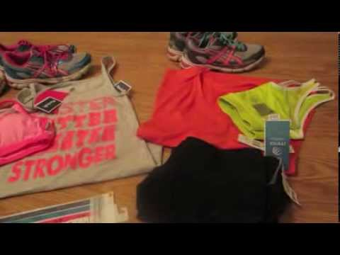 Workout Clothes Shopping Haul #1