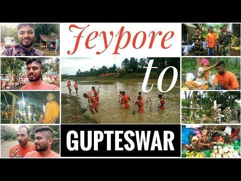 Video Gupteswar Temple || Koraput District || Odisha Tourism || Jeypore to Gupteswar download in MP3, 3GP, MP4, WEBM, AVI, FLV January 2017