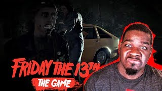 Friday the 13th Gameplay Part 1 Mission 1 of the Story for PS4, Xbox ONE, PC in HD. Friday the 13th Gameplay Walkthrough will include a Review, all Mission Quests and the Ending.Lets get to 50,000 subscribers! Click Here To Subscribe For More Videos ➔: http://www.youtube.com/kouppaxTwitter: http://twitter.com/koupXInstagram: https://www.instagram.com/koupxDaily FIRE Streams : http://goo.gl/LvGSJ6