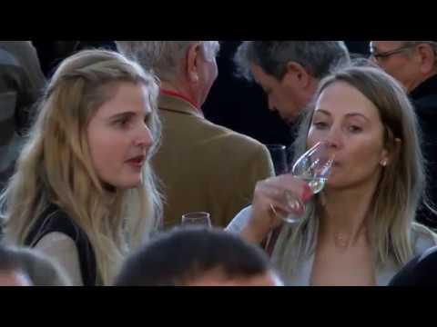 TVS: Strážnice - Josefský košt vín nabídl soukromou kolekci i vína z Norska