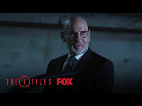 Mulder & Scully Confront Walter | Season 11 Ep. 2 | THE X-FILES