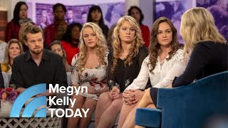 Video Willis Clan Describes Healing After Their Father's Sexual Abuse | Megyn Kelly TODAY MP3, 3GP, MP4, WEBM, AVI, FLV Desember 2018