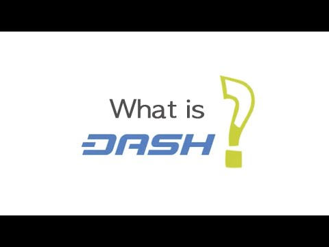 What is Dash? (видео)