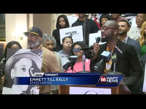 Group wants to reopen Emmett Till case