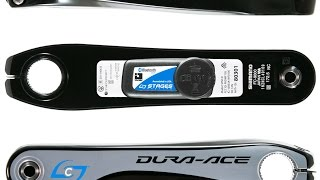 My take on the Shimano version of the Stages Power Meter after 1 year of consistent use.