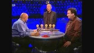"Genius On British Game Show ""Golden Balls"""