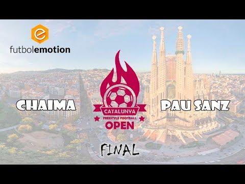 Chaima vs Pau Sanz | FINAL CFFO 2019 Femenino