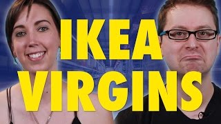 IKEA, la primera vez