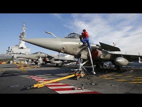 Ρωσία, ΗΠΑ, Γαλλία «σφυροκοπούν» τζιχαντιστές σε Συρία και Ιράκ