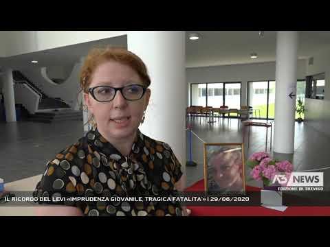 IL RICORDO DEL LEVI «IMPRUDENZA GIOVANILE, TRAGICA FATALITA'» | 29/06/2020