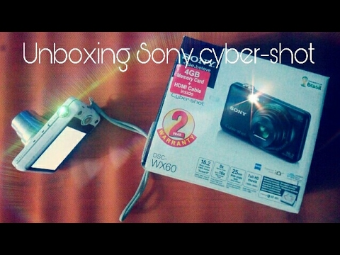 Video Unboxing of Sony cyber-shot DSC WX60 camera download in MP3, 3GP, MP4, WEBM, AVI, FLV January 2017