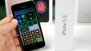 iPhone 5S iOS 11 Public Beta 6 In 120 Seconds!