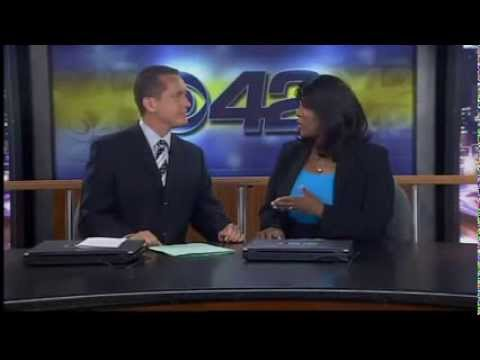Anchor Asks Meteorologist About His 'Little Wiener'!! EPIC FAIL!!
