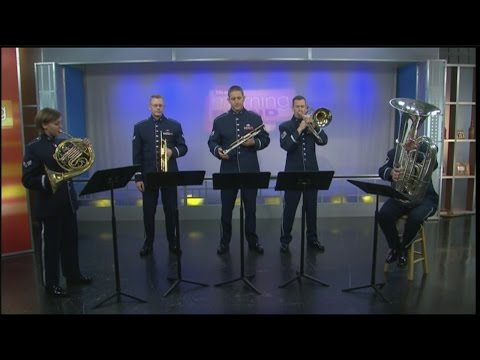 USAF Heartland of America Band 7-3-15