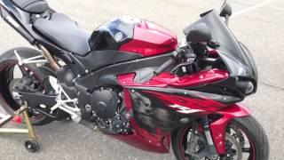 2. 2011 Yamaha R1