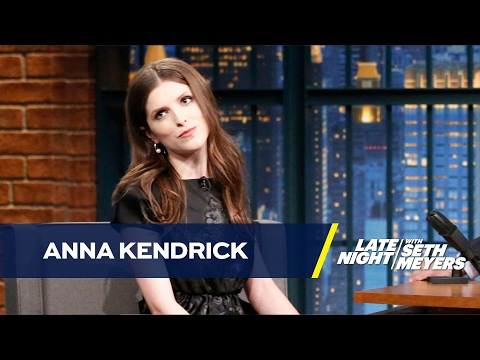 Anna Kendrick Will Not Be Your Bridesmaid (видео)